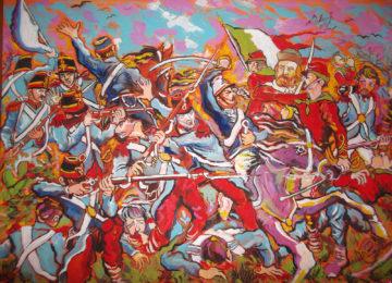 la battaglia di calatafimi