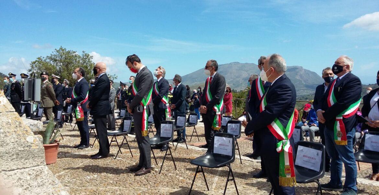 Ringraziamenti ai partecipanti in onore del 161° Anniversario della Battaglia di Calatafimi.
